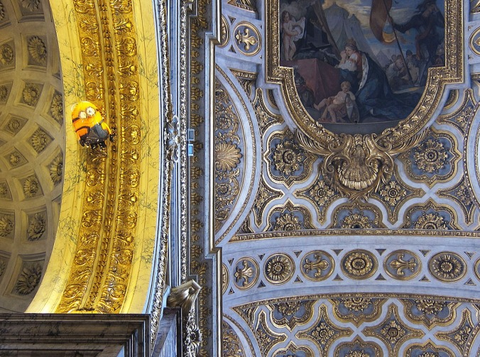 2014_07_18_BLOG_San Luigi dei Francesi_ceiling_balloon_PHA_IMG_4172